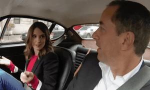 Tina Fey Jerry Seinfeld