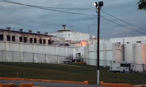 Oklahoma state penitentiary in McAlester. Officials have refused to say where they got the drugs used in the execution of Clayton Lockett.