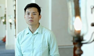 Anthony Chen … 'It's not the western idea of having a servant.'