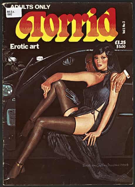 Comics: Torrid Erotic Art, 1979