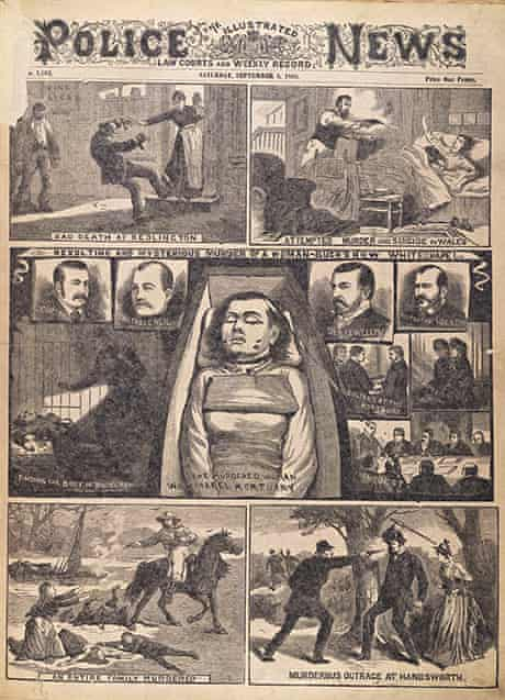 Comics: Illustrated Police News