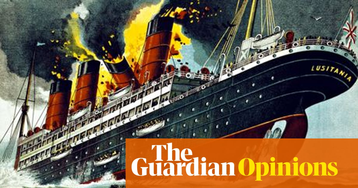 The Lusitania and the secrets of war, revealed | Saul David