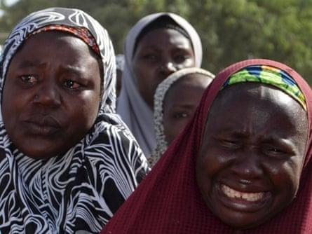 nigerian mothers