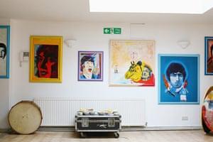 David Vaughan: David Vaughan - Konk Studios