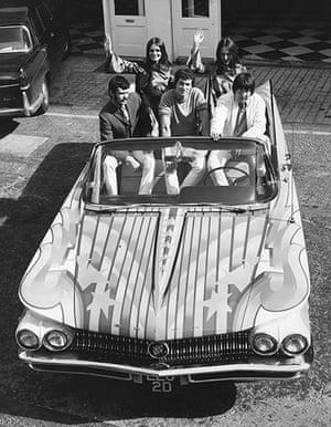 David Vaughan: Car Art
