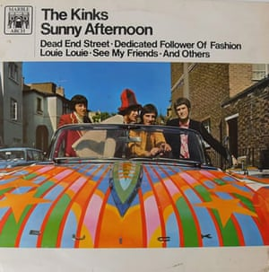 David Vaughan: The Kinks, Sunny Afternoon, 1967