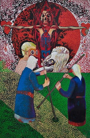 David Vaughan: Painting