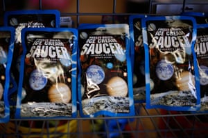 From the agencies: Space food sold at the Space Place New Mexico store in Elephant Butte