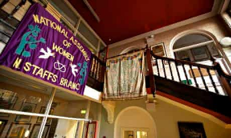 The Working Class Movement Library in Salford
