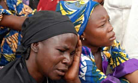 Mothers of the missing Chibok s
