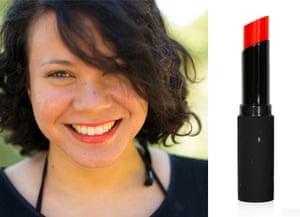 Topshop Red Alert lipstick