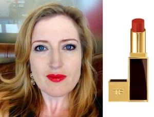 Tom Ford lipstick in Willful