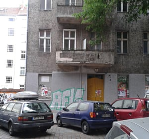 Berlin property owned by Henning Conle