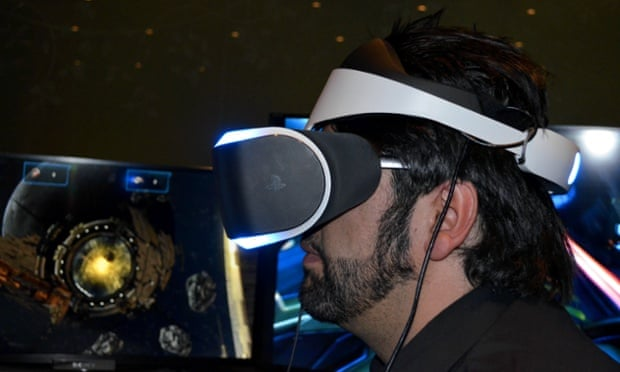 Sony's Project Morpheus brings virtual reality to mainstream console