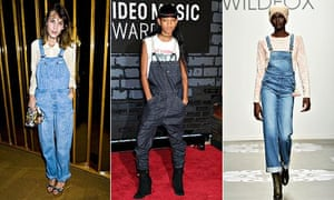 Dungarees composite