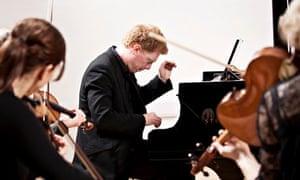 Ensemble 360 with Tim Horton on piano