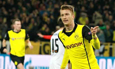 Marco Reus says he is staying at Borussia Dortmund