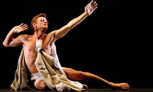 A 2001 performance by Mikhail Baryshnikov, whose defection in 1974 echoes the plot of Astonish Me.
