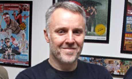 Deltasonic founder Alan Wills