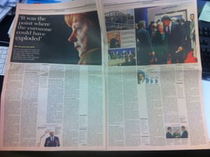 FT feature on the eurozone crisis