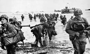Americans in Normandy