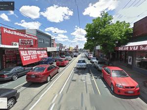 Google Street View High Street Northcote Australia
