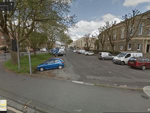 Google Street View: Coronation Road, Bristol.