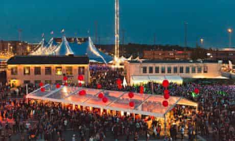 Flow Festival, Helsinki, Finland