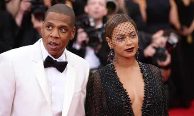 Beyonce and Jay-Z attend the Charles James: Beyond Fashion Costume Institute Gala