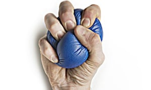 Stress ball: live Q&A on workplace mental health