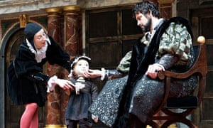 Henry VIII production 2010