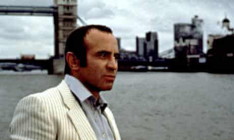 Bob Hoskins in Long Good Friday