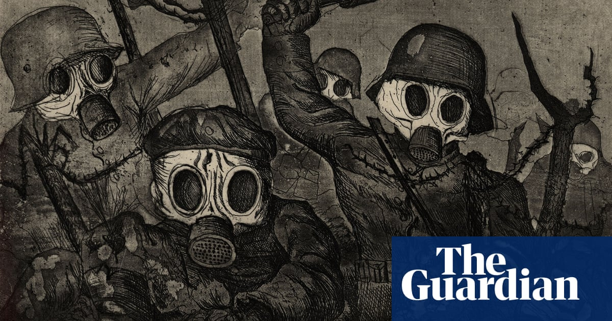 Art of the apocalypse: Otto Dix's hellish first world war visions – in pictures | Art and design