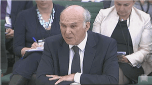 Vince Cable at the BIS committee, May 13 2014