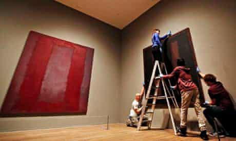 Mark Rothko restoration