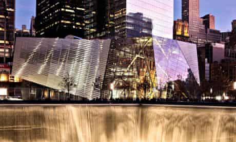9/11 Memorial Museum pavilion