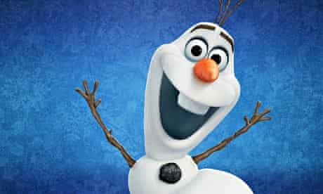 Frozen Mania How Elsa Anna And Olaf Conquered The World Frozen The Guardian