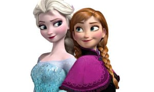 Frozen-mania: how Elsa, Anna and Olaf conquered the world | Film | The  Guardian