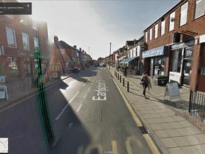 Google Street View: Earlsdon Street, Coventry