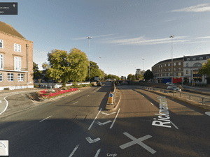 Google Street View: Rickmansworth Road, Watford
