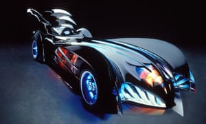 Batmobile 1997 from Batman and Robin