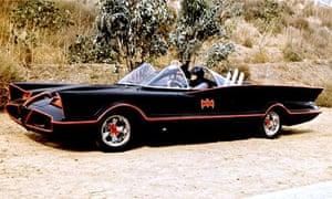 Batmobile original TVseries 1966-68