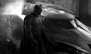 Batmobile Ben Affleck Batman
