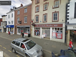 Google Street View: Queen Street, Ripon