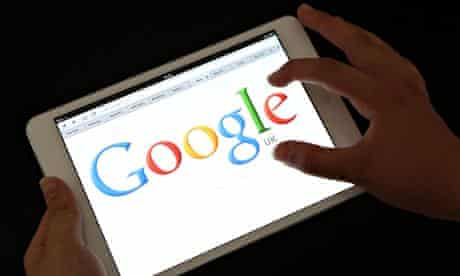 google search engine requests