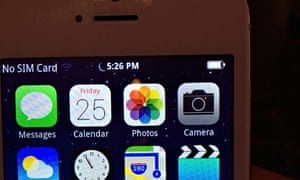 shenzhen fake smartphones