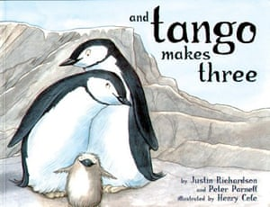 LGBT picture books: Tango