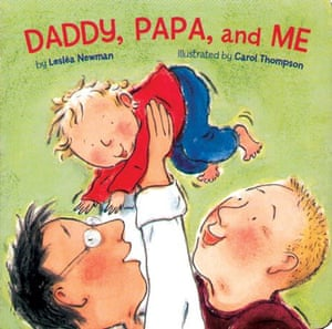 LGBT picture books: Daddy, papa