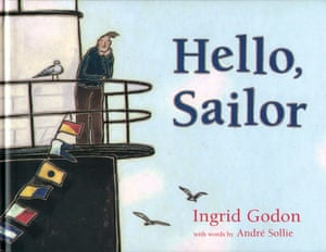 LGBT picture books: Hello Sailor