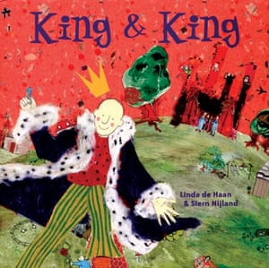 LGBT picture books: King and King